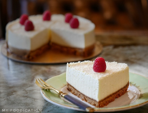 cheesecake La Fee Carabosse 1
